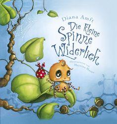 Die kleine Spinne Widerlich von Diana Amft http://www.amazon.de/dp/3833901640/ref=cm_sw_r_pi_dp_jYJwvb1XJD9BX