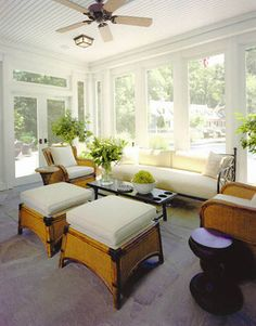 Re Covering The Living Room Furniture A Neutral Indoor Outdoor Sunbrella Fabric Will