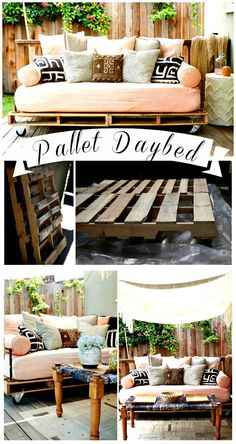 150 Best DIY Pallet Projects and Pallet Furniture Crafts - Page 64 of 75 - DIY & Crafts
