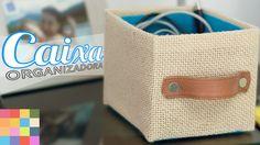 DIY - Caixa Organizadora 7