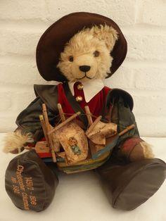 "Hermann-Spielwaren ""Christopher Columbus"" Limited Edition Teddy Bear | eBay"