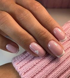 Hey there lovers of nail art! In this post we are going to share with you some Magnificent Nail Art Designs that are going to catch your eye and that you will want to copy for sure. Nail art is gaining more… Read Perfect Nails, Gorgeous Nails, Pretty Nails, Blush Nails, Pink Nails, Glitter Nails, Nail Polish, Shellac Nails, Classy Nails