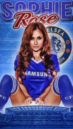 Sophie Rose - über Chelsea FC fan