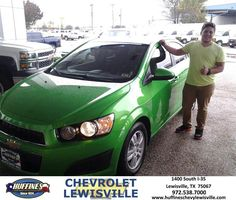 https://flic.kr/p/NggdCv | #HappyBirthday to Hector from Steven Lewis at Huffines Chevrolet Lewisville | deliverymaxx.com/DealerReviews.aspx?DealerCode=UBM1