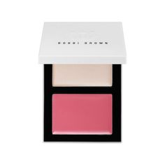 "Mix Your Blush With Highlighter - ""The best placement for blush is directly on the apples of your cheeks. If you're afraid of looking flushed in a bad way, my favorite trick is to pat on a cream blush over a cream highlighter to look fresh, and not like you have red skin."""