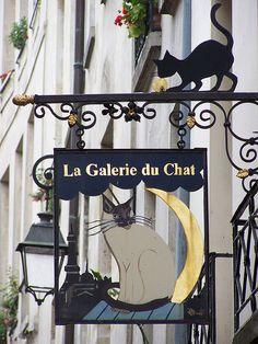 La Galerie du Chat <3