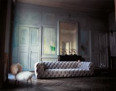 Chester Moon - Armchairs / Sofas / Poufs - Seating - furniture - Products