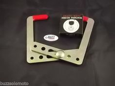 Vespa Disc Drum Brake Security Claw Lock Heavy Duty | eBay | £38.95