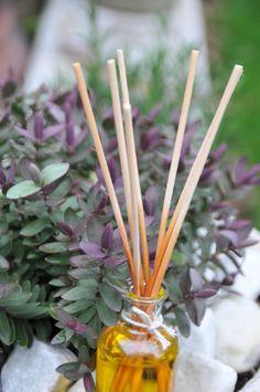 Natural Organic Reed Diffuser