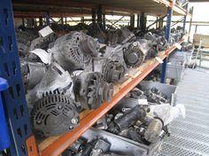Pièces détachées issues de véhicules hors d'usage #VHU #recyclage #recycling  http://www.paprec.com/fr/comprendre-recyclage-paprec/valorisation-matiere/recyclage-automobile