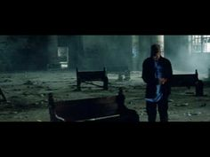 Eminem.  While the song comes from his worst album and really sucks, he looks good in the video!