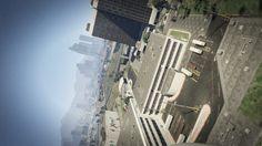 Los Santos International Airport Rockstar Games, Social Club, Gta 5, International Airport, Skyscraper, Building, Saints, Skyscrapers, Buildings