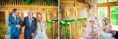 Beautiful #wedding at The Barn at Bury Court. #Bride