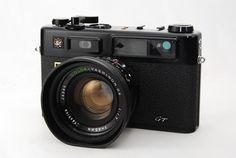 YASHICA Electro 35 GT Rangefinder Camera 45mm F/1.7