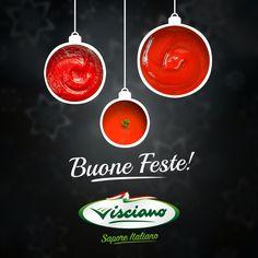 Buone Natale e Felice Anno Nuovo ! Merry Christmas and Happy New Year ! Joyeux Noel et Bonne Annèe ! Feliz Navidad y Feliz Ano Nuevo ! VISCIANO - Sapore Italiano #Visciano #ItalianFood