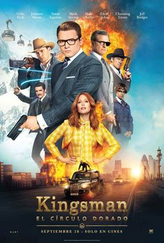 The story of this movie starts the demolition of the headquarters of Kingsman, by their new foes. Now in order to beat their new enemy Poppy, Eggsy need a new spy organization, which appears as Statesman.
