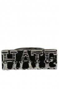 Hate Bar Ring