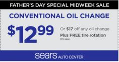 sears father's day coupon