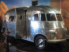 1940 Hunt House Car