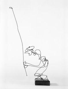 Calder, Alexander: Fine Arts, After 1945 | The Red List