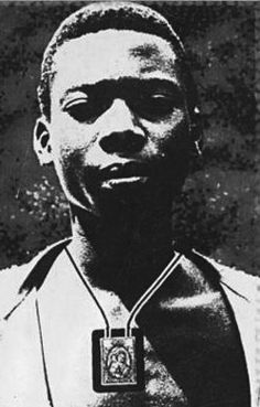 Bl. Isidore Bakanja-died As a result of the beating and persistent ill treatment he received for being catholic