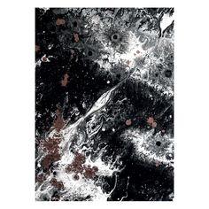 Usra design postcard. Original painting by Liisa Tuimala. #abstract #postcard