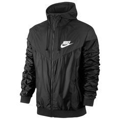 Nike Windrunner Men's Jacket from Nike. Shop more products from Nike on Wanelo. Nike Outfits, Veste Nike Windrunner, Nike Gear, Nike Store, Personalized T Shirts, Athletic Outfits, Nike Sportswear, Black Nikes, Men Casual