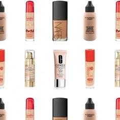 I have dry skin, so most of the time when I put on foundation my makeup looks flaky and gross. These are the foundations recommended for dry skin, I am hoping to buy the Bourjois healthy mix serum foundation soon to try