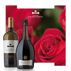 MASSERIA CAPOFORTE | The sweetest way to celebrate St. Valentine's Day? Sharing notes of wines Masseria Capoforte. All the elegance of wines with a strong personality.