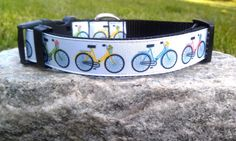 I bought Bruce's dog this collar!! Its to cute in person. Our little puppy Sprocket is going to love it!