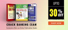Cracking banking exam #Banking #Bankexam https://onlinetyari.com/study-material/online-book-store.html