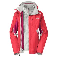 The North Face Boundary Triclimate Ski Jacket (Women s)  e2cb2021e40c