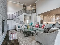JS Custom Homes pulled out all the stops on this beautiful Oak Tree home.  6216 Wentworth Dr, Edmond OK