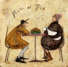 Sam Toft ~ Nice as Pie