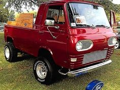 1964 Ford Econoline (KS) - $28,900 Please call Richard @ 785-220-2427 to see this truck.