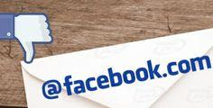 """Facebook, informó a todos sus usuarios el cierre de su servicio de correo que permitía a los usuarios crear un usuario bajo la denominación """"@Peter Doherty.com"""", ya que confirma que muy pocas personas utilizan y paulatinamente será eliminado."""