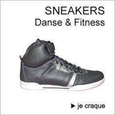 Dance & fashion sneakers on www.sobanova.com