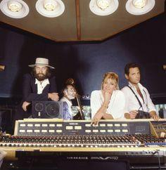 Fleetwood Mac - recording of Tango In The Night
