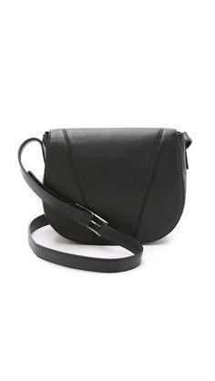 Vince Medium Saddle Bag #Shopbop