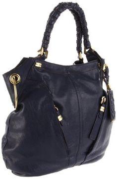 415 00 Handbags Oryany Gwen Shoulder Bag Navy One Size