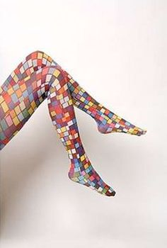 Crazy Pairs Of Tights