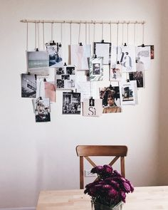 DIY Wall Installation for Your Blank Wall — The Spines Diy Wall Art, Diy Wall Decor, Diy Room Decor Tumblr, Homemade Wall Decorations, Travel Wall Decor, Diy Dorm Decor, Teen Decor, Diy Home Decor Easy, House Decorations