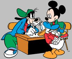 mickey mouse -teamwork
