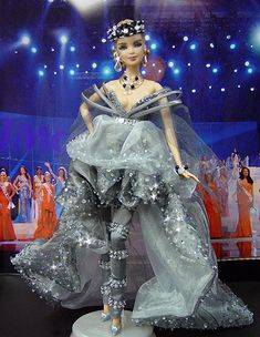 OOAK barbie miss iceland 2001 - Recherche Google