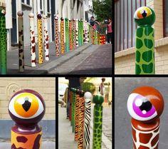 City decorations