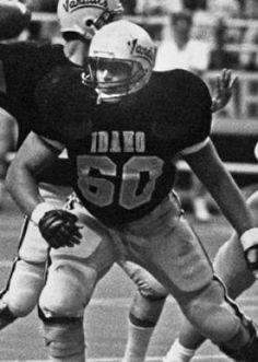 Mark Schlereth # 60 Idaho Vandals OT