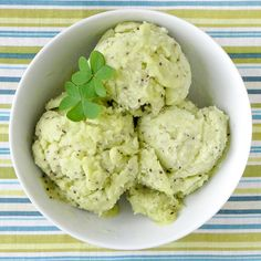 kiwi sorbet   Pinterest says the link is bad, but Epicurious has a recipe  here http://www.epicurious.com/recipes/food/views/Kiwi-Sorbet-354134