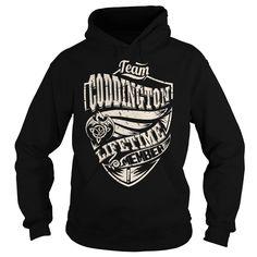 Team CODDINGTON Lifetime Member (Dragon) - Last Name, Surname T-Shirt