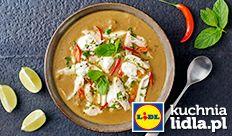 Pikantna zupa z soczewicą i królikiem. Kuchnia Lidla - Lidl Polska. #lidl #okrasa #zupa