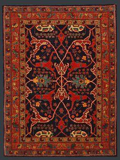 Persian Bidjar Oriental Rug #37764